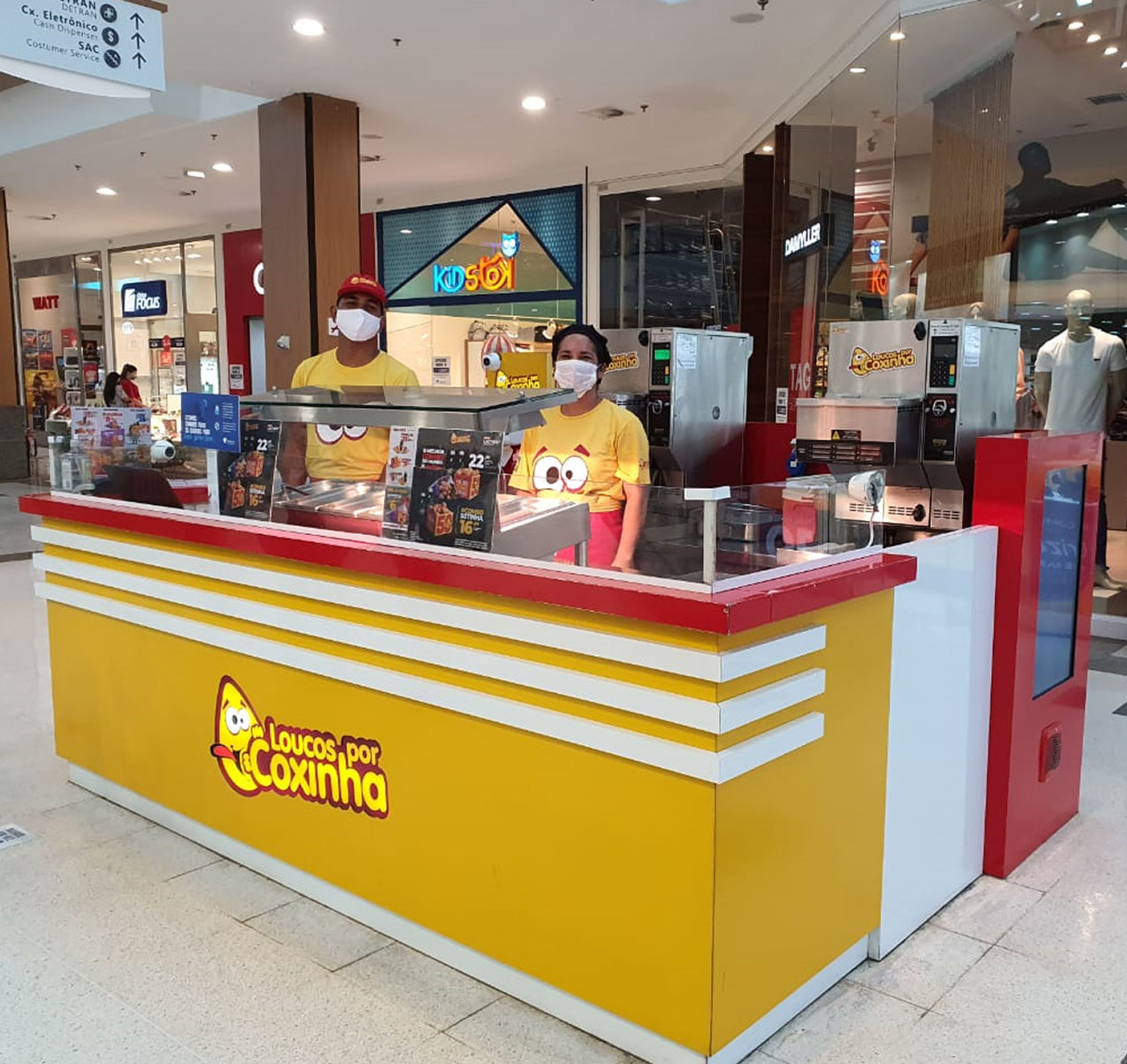 Shopping Tacaruna